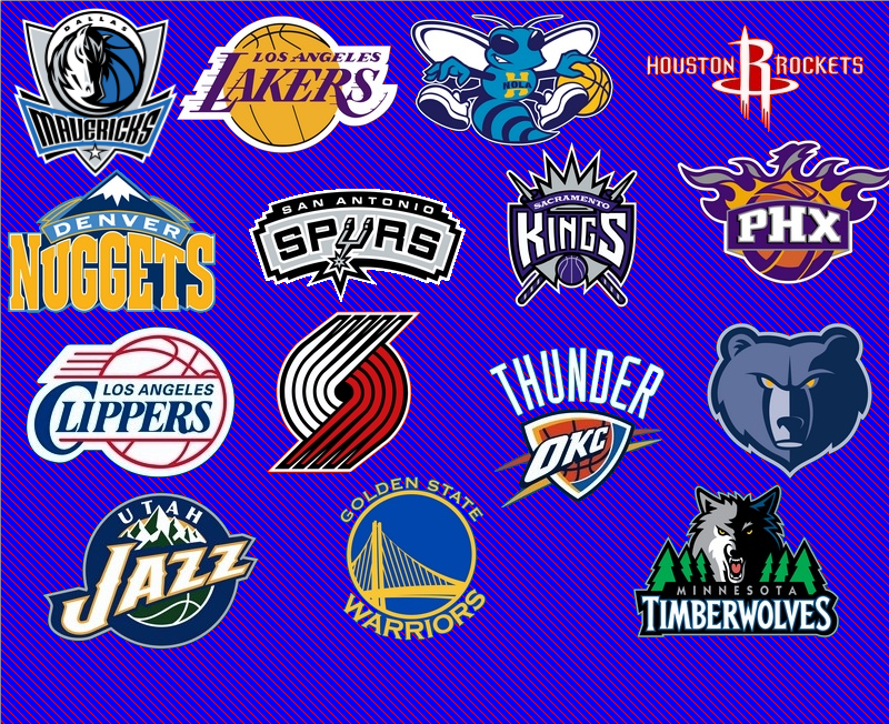 Nba Western Conference Playoffs 2014   All Basketball Scores Info