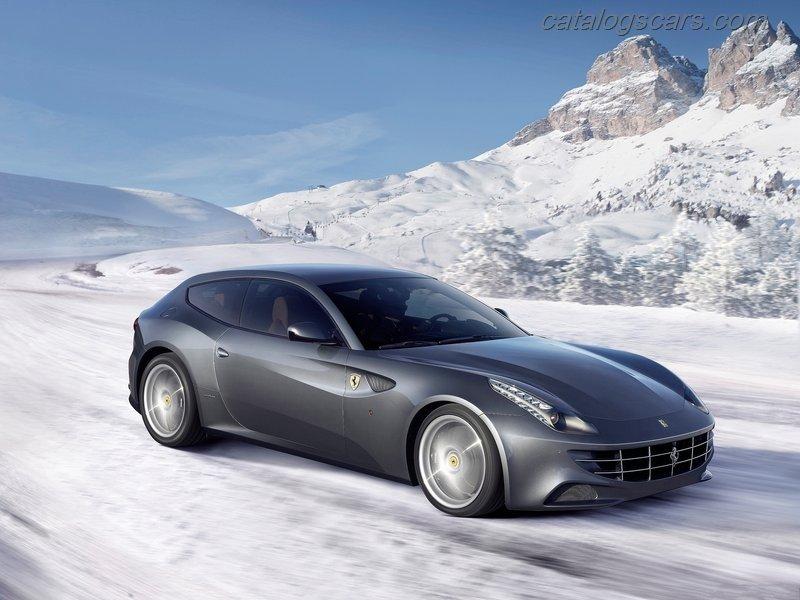 صور سيارة فيرارى FF 2013 - اجمل خلفيات صور عربية فيرارى FF 2013 - Ferrari FF Photos Ferrari-FF-2012-03.jpg