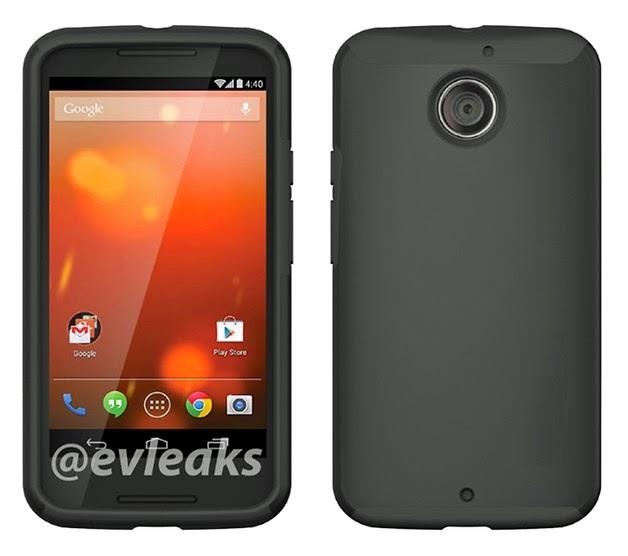 Nova foto do Smartphone Moto X+1 vaza na web