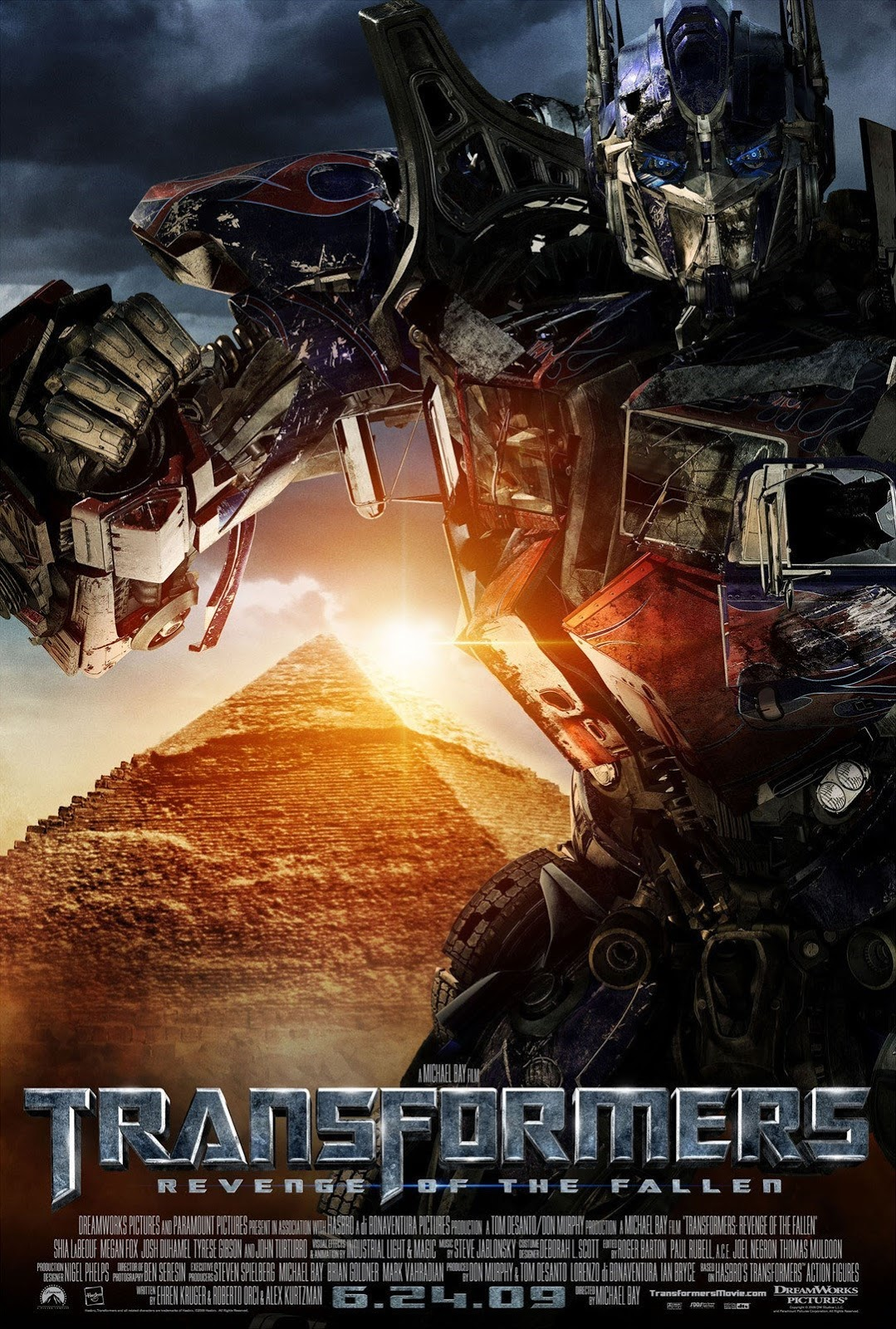 Transformers 2 Revenge of the Fallen (2009) tainies online oipeirates