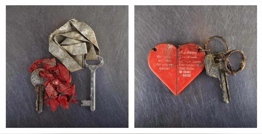 TED Talk: Photographer documents everyday objects exhumed from the mass graves of the Bosnian War