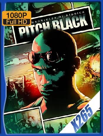 Pitch Black Uncut (2000) x265 [1080p] [Latino] [GoogleDrive] [RangerRojo]