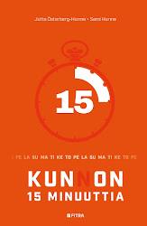 KUNnON 15 MINUUTTIA