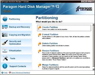 Paragon Hard Disk Manager 12 Suite v10.1.19.16240 Free Download Full Version