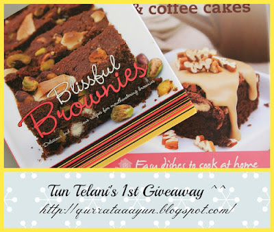 Tun Telani's 1st Giveaway - My Favourite Food