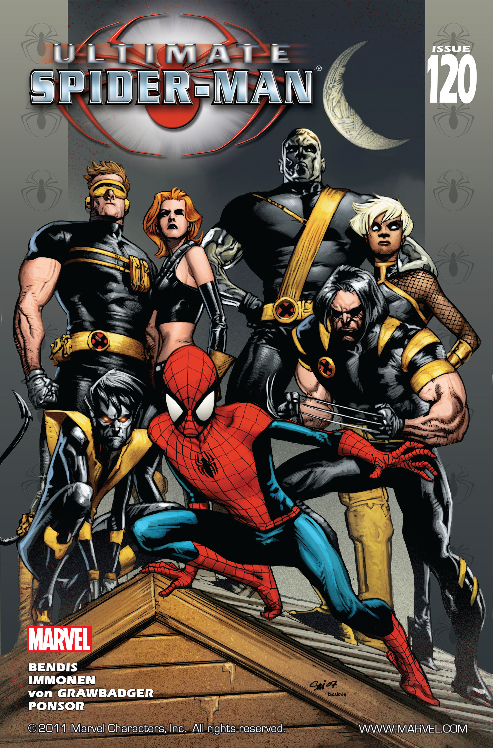 Ultimate Spider-Man (2000) Issue #120 #124 - English 1