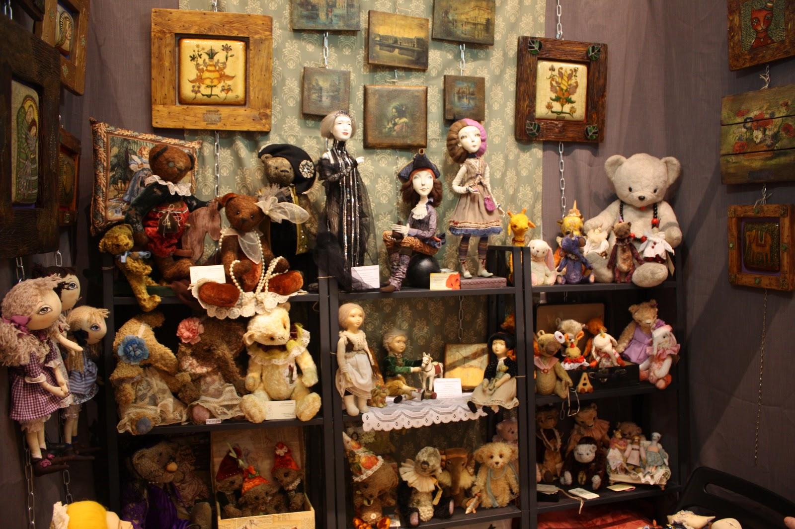 Куклы своими руками для выставок