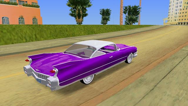 Cadillac 1959 GTA Vice City