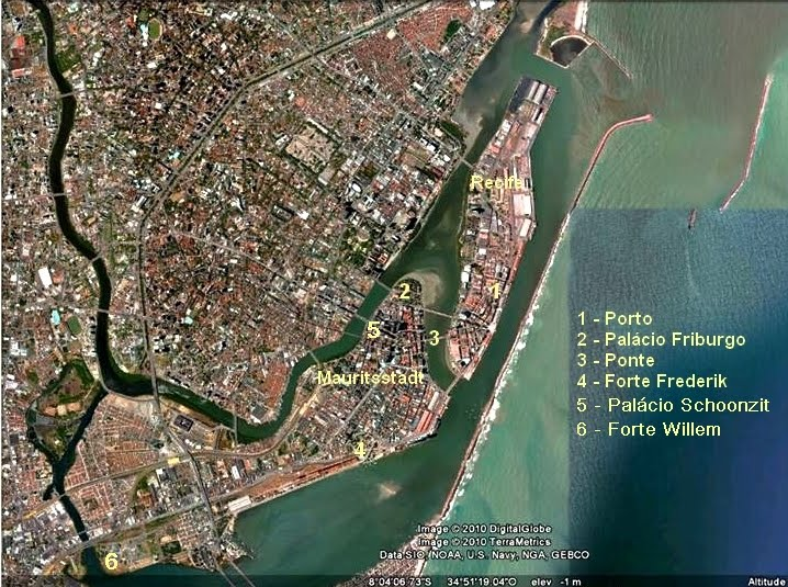 Recife & Mauritsstadt