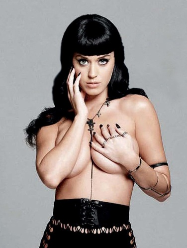 Boobs Katy-perry-front