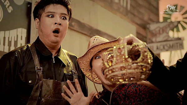 Shindong Mamacita Drama