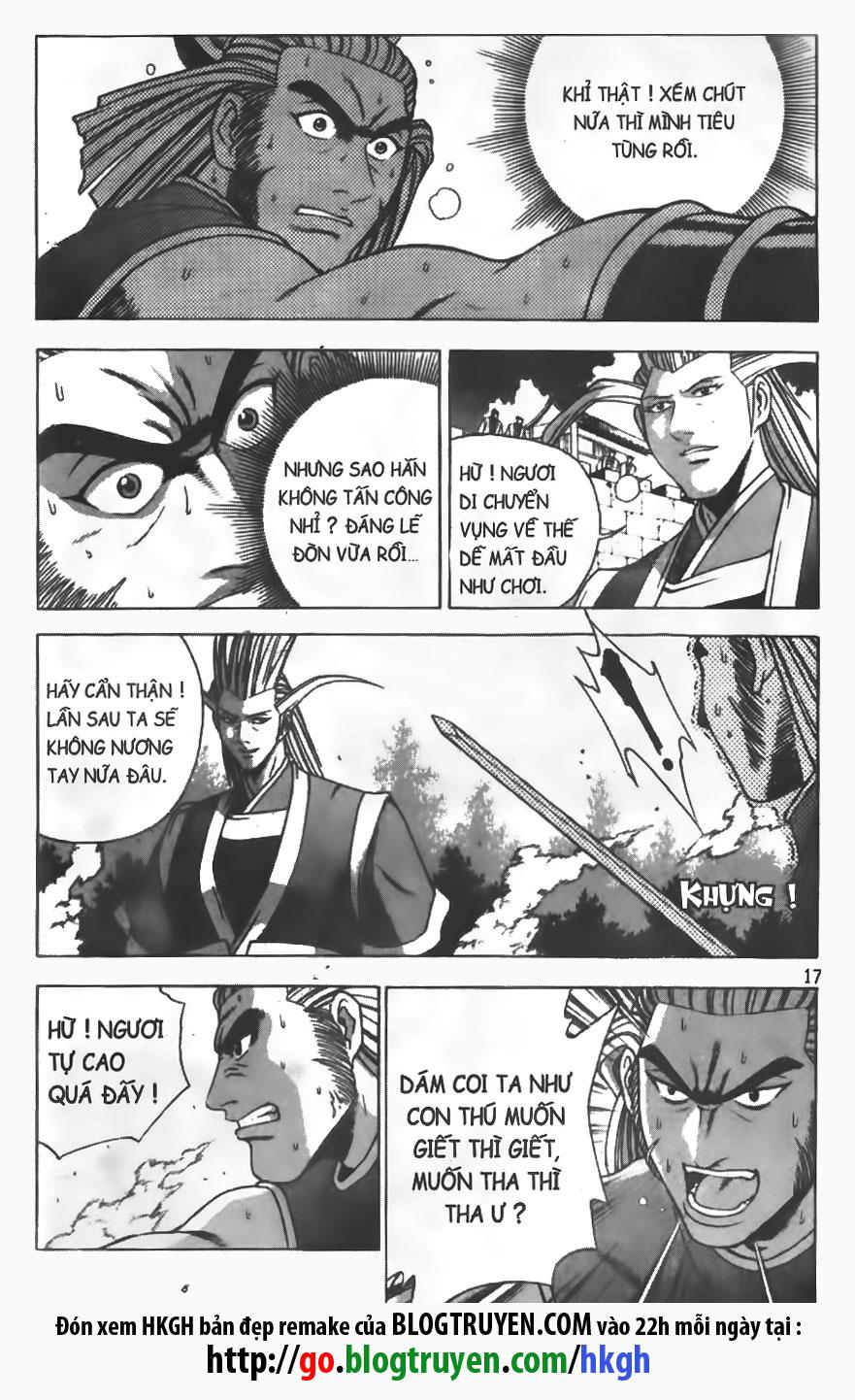 Hiệp Khách Giang Hồ chap 201 Trang 18 - Mangak.info