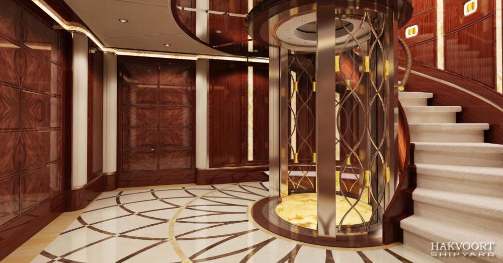 Megayacht Global Hakvoort Sign New 61m