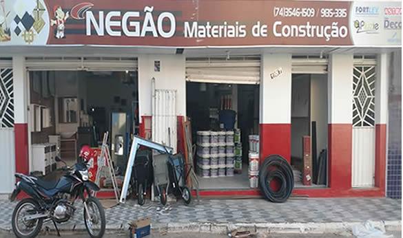 NEGÃO MATERIAIS DE CONSTRUÇÃO