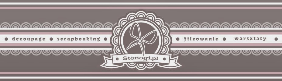 Inspiracje, tutoriale i porady - decoupage i scrapbooking - blog sklepu Stonogi.pl
