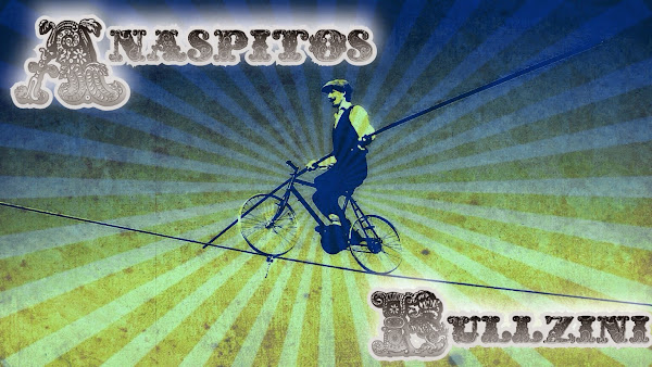 anaspitos -the ropewalker-