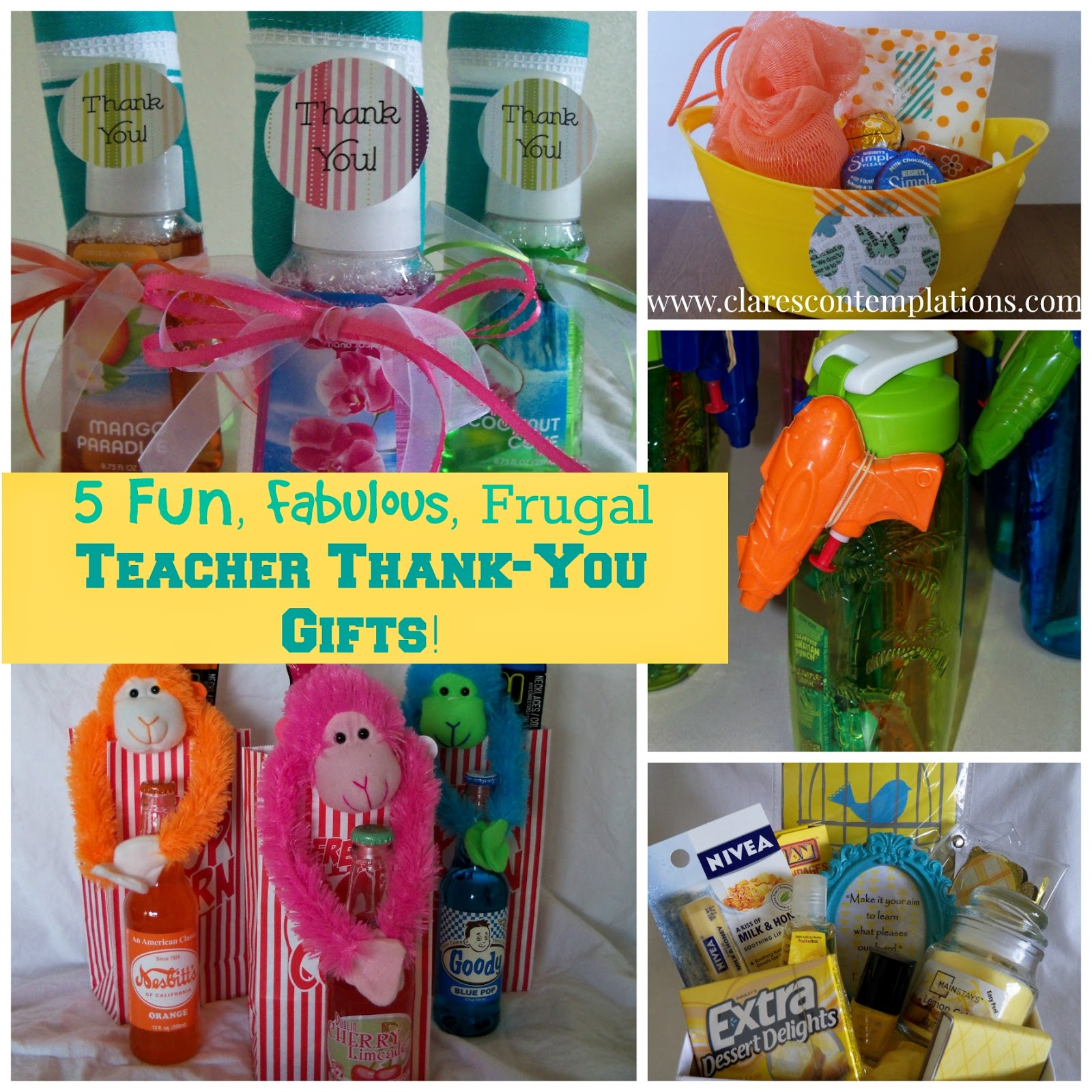 vbs gift ideas for teachers just b cause