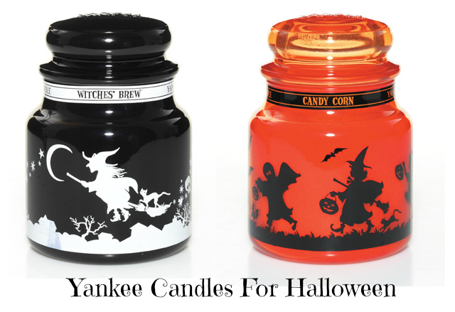 Yankee Candles For Halloween 2013 Spooky