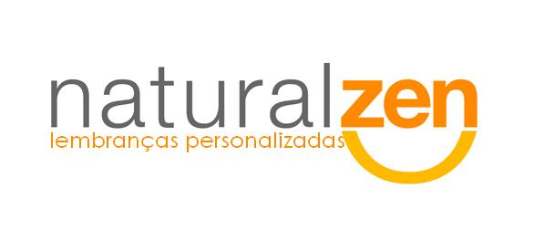 Natural Zen lembranças personalizadas