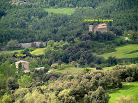 El Castell de L'Espunyola i Can Font