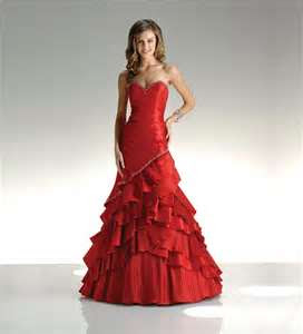 red wedding dresses07