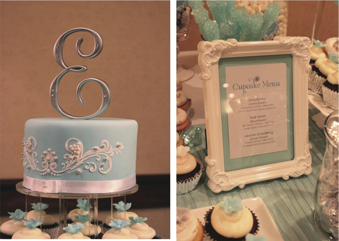 Lindsay & Eric's Tiffany Blue Wedding
