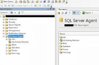 SQL Server Agent (kodekodekode.blogspot.com)