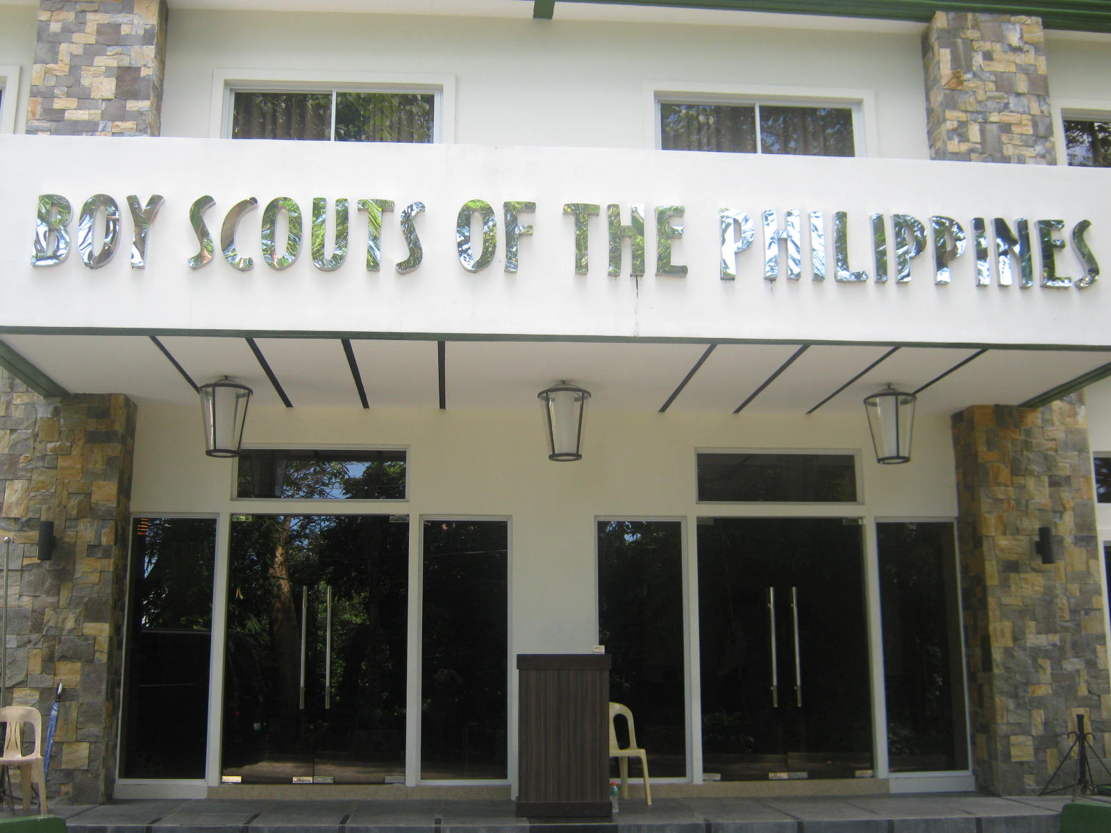 Boy Scouts Of The Philippines Has A New Hotel