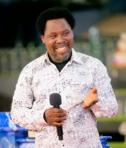 PROPHET T.B JOSHUA: ARE WE PREPARED FOR THE COMING JUDGMENT?