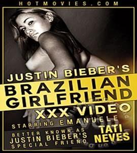 Site diz que Tati Neves, que filmou Justin Bieber dormindo, já fez pornô