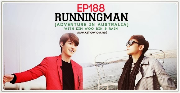 Running Man Episode 188