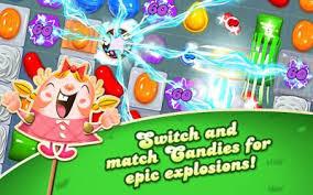 Candy Crush Saga v1.55.1.0 APK Android