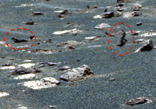 Humanoid Creatures Have Been Spotted On Mars, UFO Sighting News