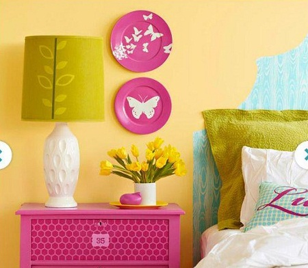 Ideas para reciclar platos decoraci n for Decora tu casa con cosas recicladas