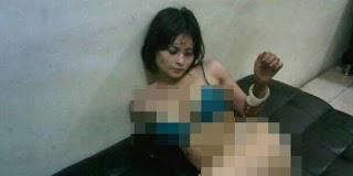 Foto Novi Amelia Bugil Hot Ditangkap Polisi Terbaru