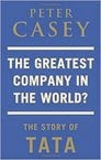 Amazon: Buy The Greatest Company in the World?: The Story of TATA Hardcover for Rs. 179.