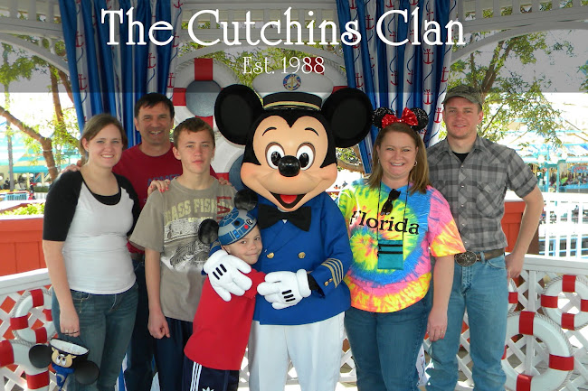 The Cutchins Clan