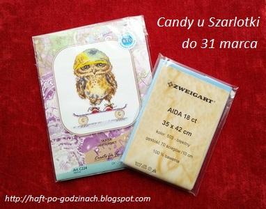 Candy u Szarlotki :)