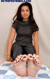 Lankan Feet