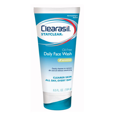 Clearasil Daily Face Wash Entertainment