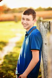 Aden, Age 13