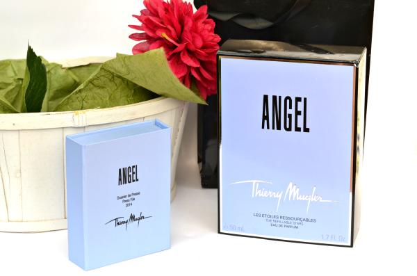 Georgia May Jagger la nueva imagen de Angel de Thierry Mugler