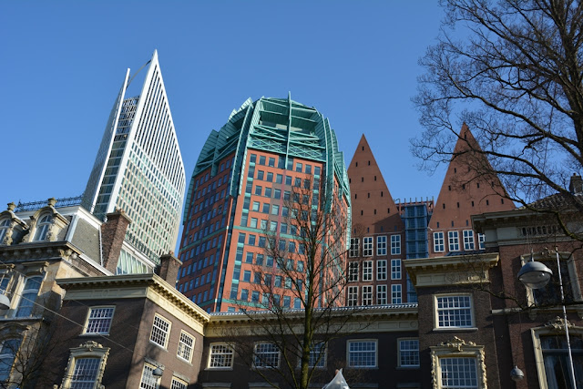 Zurich Building Den Haag
