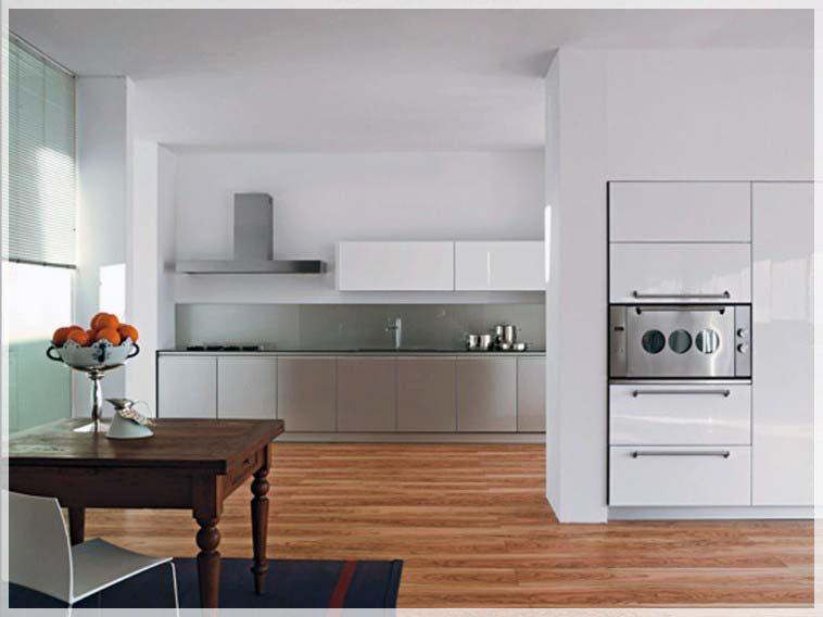 Stilig kjøkken fra schiffini   interiør inspirasjon