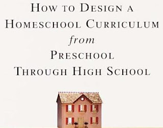guide to design own homeschool curriculum: preeschool-high school
