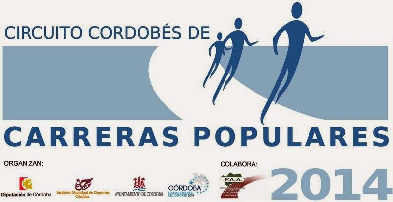 Circuito Cordobés de Carreras Populares 2014