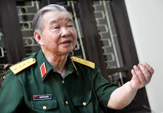 Đại tướng Nguyễn Quyết