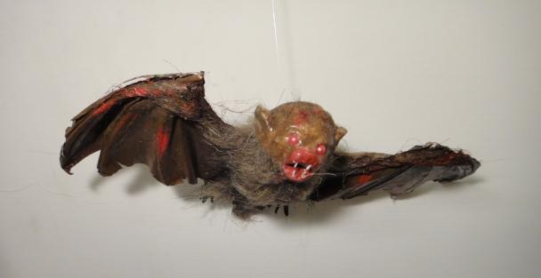 Roadtoparnassus Bats Terror Of The Night Or Omen Of