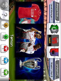 Skin Top Eleven Mod Liverpool For Android