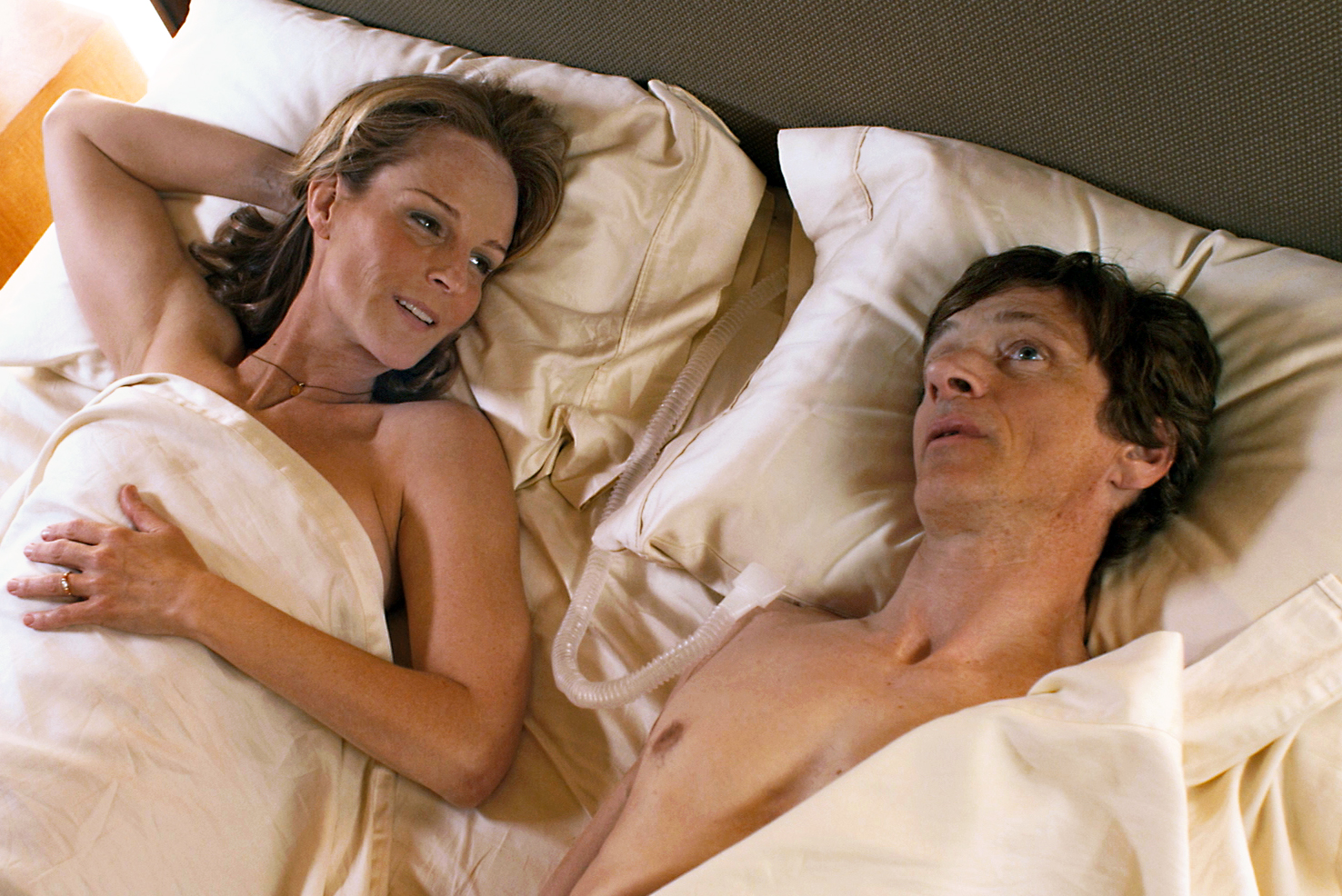 Cheryl e Mark finalmente a letto insieme